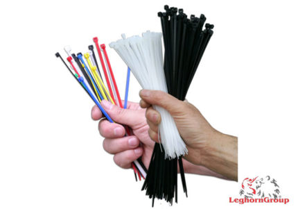 self locking plastic cable ties