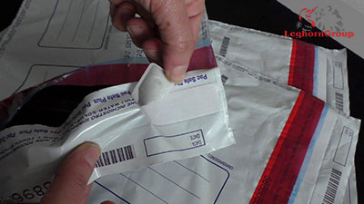 tamper evident bag rfid bag safe plus void how to use